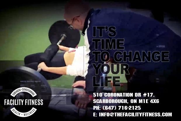 Facility Fitness Promo Video cover